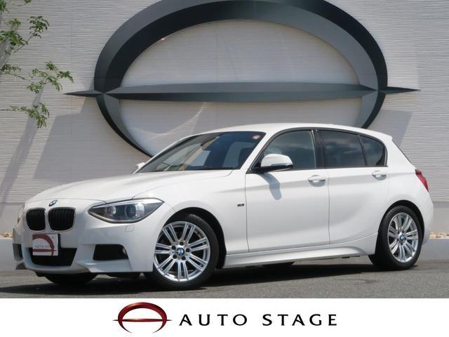 BMW 120i Mスポーツ 純正HDDナビ コンフォートアクセス