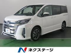 ノアSi トヨタセーフティセンスC 両側電動ドア LEDヘッド