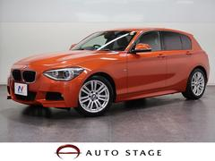 BMW116i Mスポーツ 1オーナー 純正ナビ 禁煙車 キセノン