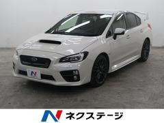 WRX STISTI 4WD 6 速マニュアル 純正SDナビ ワンオーナー