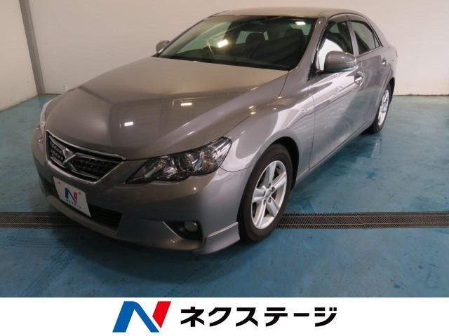 トヨタ 250G Sパッケージリラックスセレクション 純正SDナビ