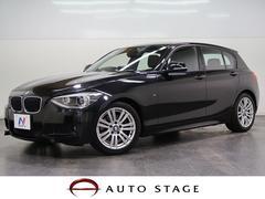 BMW116i Mスポーツ HDDナビ ETC 禁煙車 キセノン