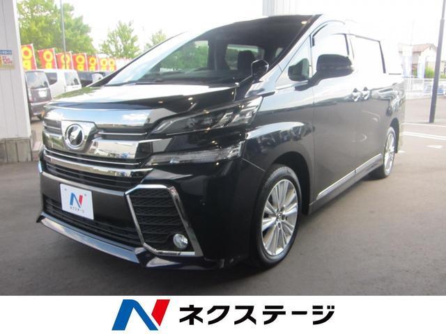 トヨタ 3.5ZA 純正9型ナビ 両側電動スライドドア 4WD