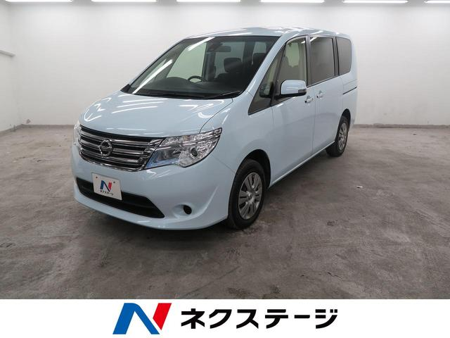 Photo of NISSAN SERENA 20X V SELECTION +SAFETY / used NISSAN