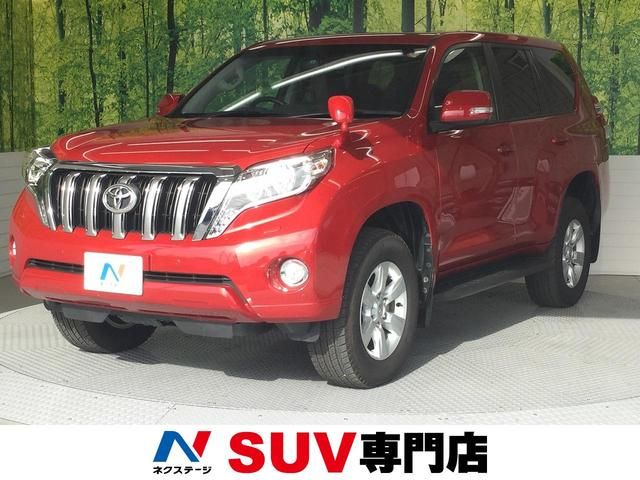 Photo of TOYOTA LAND CRUISER PRADO TX L PACKAGE / used TOYOTA