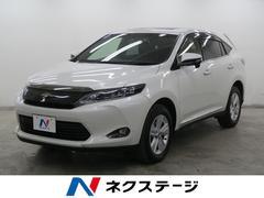ハリアーエレガンス 4WD ムーンルーフ メーカー純正8型ナビ