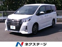 ノアSi ダブルバイビー HDDナビ トヨタセーフティセンス