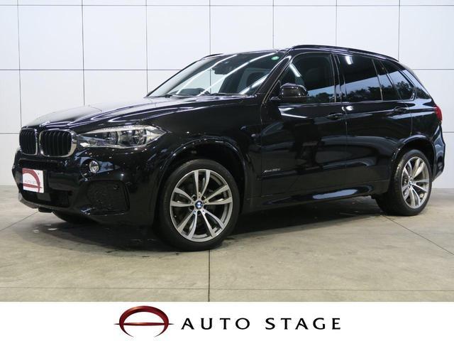BMW X5 xDrive35d Mスポーツパッケージ サンルーフ...