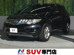 ムラーノ250XV FOUR 純正コネクトナビ サンルーフ 4WD
