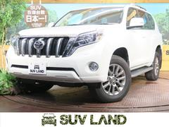 LAND CRUISER PRADO TX L PACKAGE G-FRONTIER