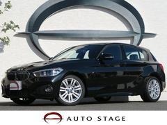 BMW118d Mスポーツ 純正HDDナビ コンフォートアクセス