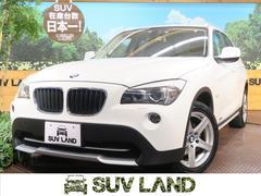 BMW X1sDrive 18i 純正HDDナビ ルーフレール