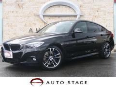 BMW335iグランツーリスモ Mスポーツ OP19AW 黒革