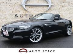 BMW Z4sDrive23i ハイラインPKG 純正OP19AW 黒革