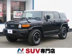 FJクルーザーブラックカラーパッケージ 4WD HID クルコン