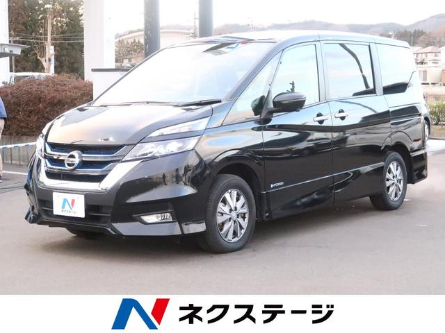 Photo of NISSAN SERENA E-POWER HIGHWAY STAR V / used NISSAN
