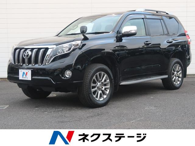 Photo of TOYOTA LAND CRUISER PRADO TX L PACKAGE G-FRONTIER / used TOYOTA