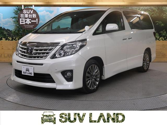 Photo of TOYOTA ALPHARD 240S TYPE GOLD / used TOYOTA