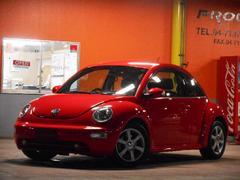 VW ニュービートルサルサ 赤黒レザーシート シートヒーター アルミ キーレス