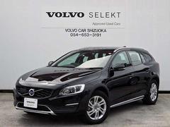 ボルボ V60D4 SE 黒革 アダプティブC ボディコーティング施工済