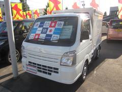 キャリイトラック移動販売冷凍車 2型