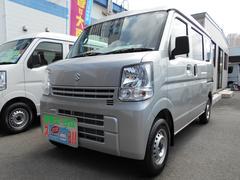 沖縄の中古車 スズキ エブリイ 車両価格 95万円 リ済別 平成28年 16K シルキーシルバーメタリック