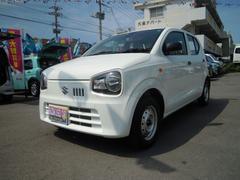 沖縄の中古車 スズキ アルト 車両価格 63万円 リ済別 平成28年 0.3万K スペリアホワイト