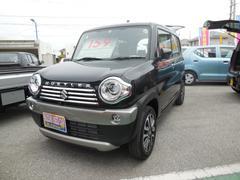 沖縄の中古車 スズキ ハスラー 車両価格 159万円 リ済別 平成28年 0.4万K ブルーイッシュブラックパール3