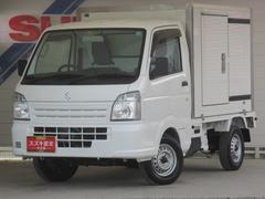 キャリイトラック保冷車 2型