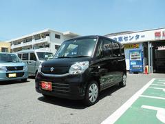 沖縄の中古車 スズキ スペーシア 車両価格 127万円 リ済別 平成28年 0.4万K ブルーイッシュブラックパール3