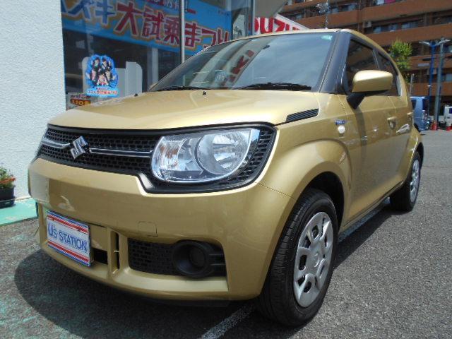 スズキ HYBRID MG 2WD CVT