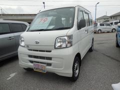 沖縄の中古車 ダイハツ アトレー 車両価格 79万円 リ済別 平成26年 2.4万K ホワイト