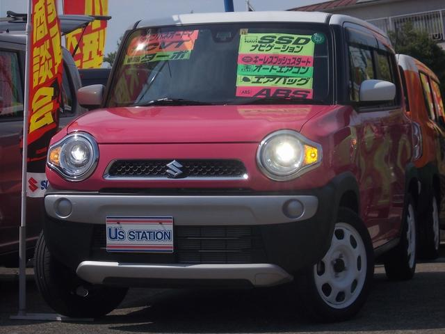 Photo of SUZUKI HUSTLER G TURBO / used SUZUKI
