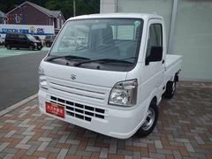 キャリイトラックKC/4WD/エアコン・パワステ 【2型】