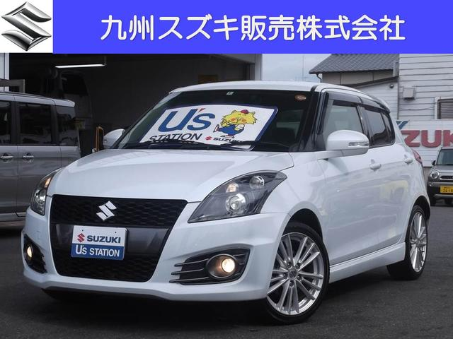 スズキ スポーツ ZC32 2型/メモリーナビ/ETC/純正HID/
