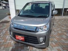 ワゴンRスティングレースティングレーX/4WD/ハイブリッド/レーダーブレーキ【3