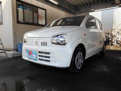 沖縄の中古車 スズキ アルト 車両価格 73万円 リ済別 平成28年 0.9万K スペリアホワイト