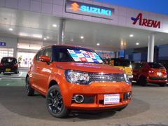 イグニスHYBRID MX 4WD