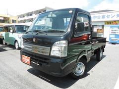 沖縄の中古車 スズキ キャリイトラック 車両価格 84万円 リ済別 平成28年 376K ブルーイッシュブラックパール3