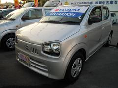 沖縄の中古車 スズキ アルト 車両価格 73万円 リ済別 平成28年 0.9万K シルキーシルバーメタリック
