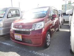 沖縄の中古車 ダイハツ ムーヴ 車両価格 79万円 リ済別 平成26年 3.3万K レッド