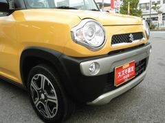 沖縄の中古車 スズキ ハスラー 車両価格 144万円 リ済別 平成28年 1.0万K アクティブイエロー ブラック2トーンルーフ