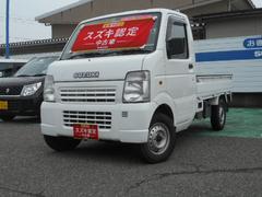 キャリイトラックKC パワステ 8型 4WD