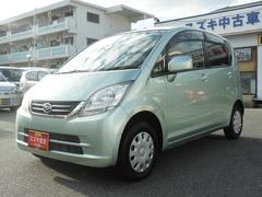 沖縄の中古車 ダイハツ ムーヴ 車両価格 39万円 リ済別 平成21年 4.0万K グリーン