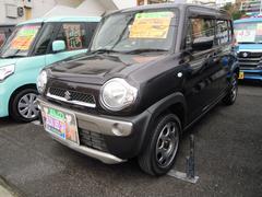 沖縄の中古車 スズキ ハスラー 車両価格 99万円 リ済別 平成26年 2.4万K アーバンブラウンパールメタリック