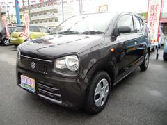 沖縄の中古車 スズキ アルト 車両価格 72万円 リ済別 平成28年 0.7万K アーバンブラウンパールメタリック