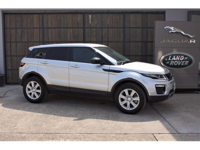 land rover range rover evoque se plus 2016 silver. Black Bedroom Furniture Sets. Home Design Ideas