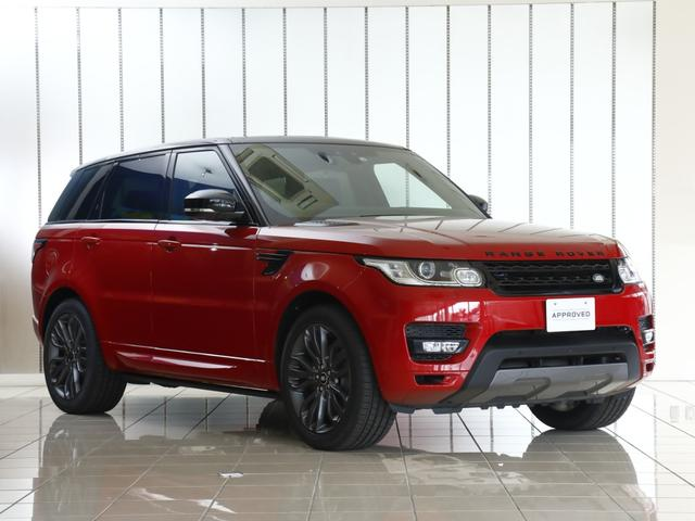 Photo of LAND_ROVER RANGE ROVER SPORT HSE DYNAMIC / used LAND_ROVER