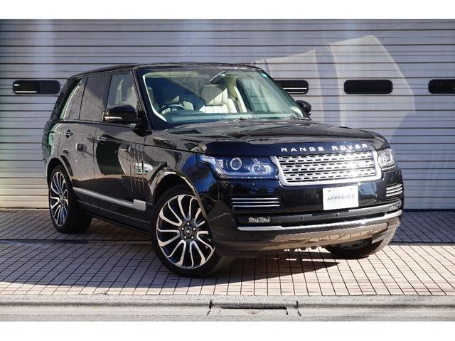 Photo of LAND_ROVER RANGE ROVER AUTOBIO GRAPHY / used LAND_ROVER