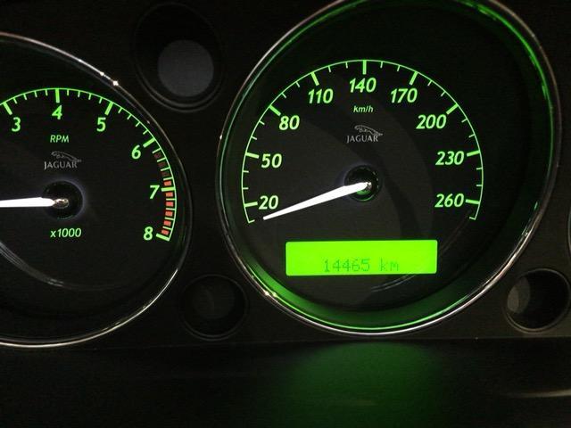 H22年5月3292キロ時ジャガーディラーにてメーター交換しています。合計走行17756キロです。